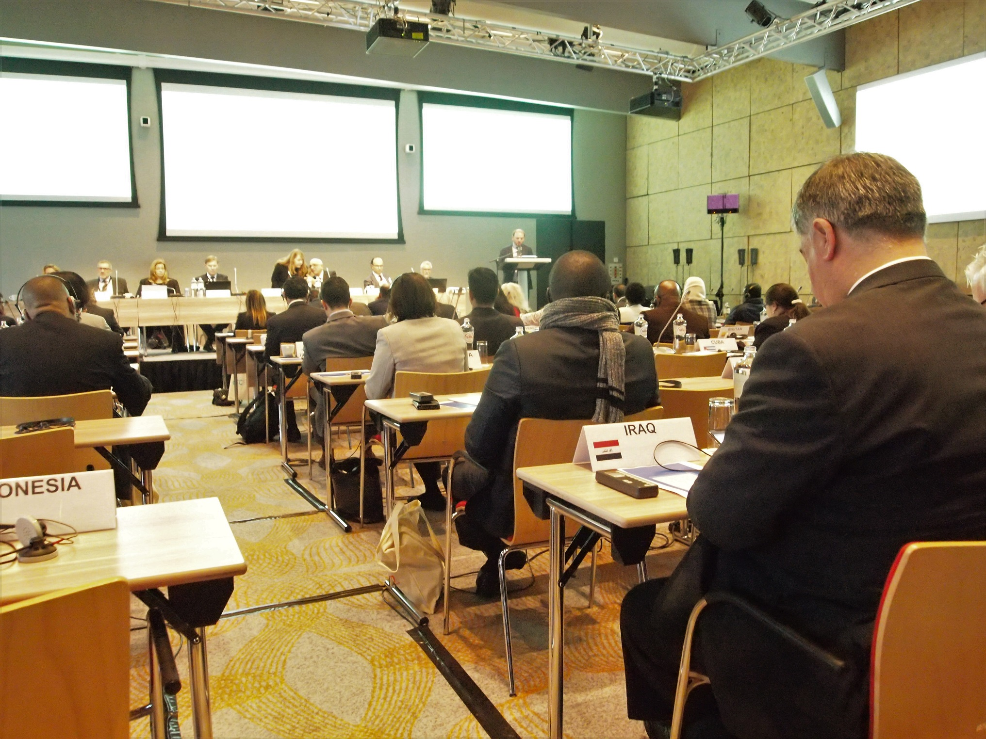 33rd Annual Meeting of the Governing Council